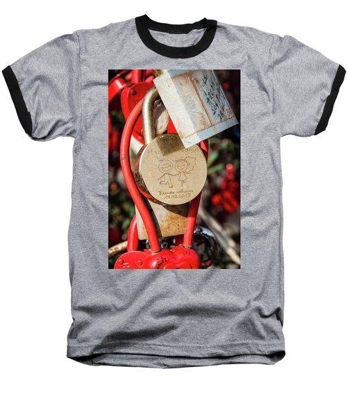 Good Luck Hama And Cama Baseball T-Shirt