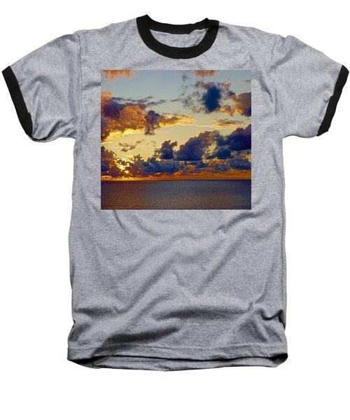Good Morning Ac Baseball T-Shirt