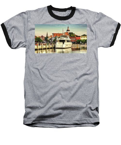 Good Morning Annapolis Baseball T-Shirt