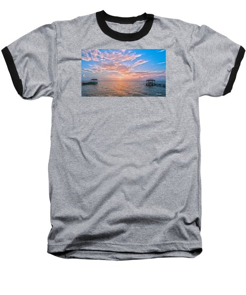 Good Morning Aransas Bay Baseball T-Shirt