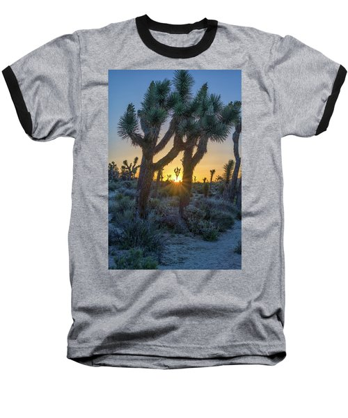Good Morning From Joshua Tree Baseball T-Shirt