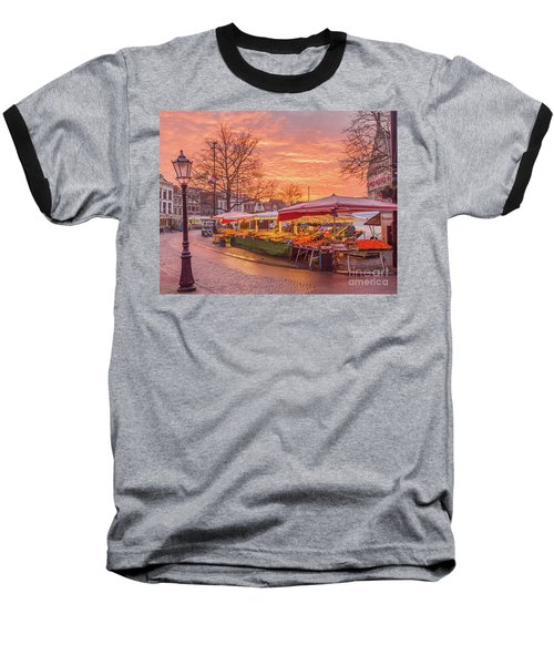 Good Morning Gouda-2 Baseball T-Shirt