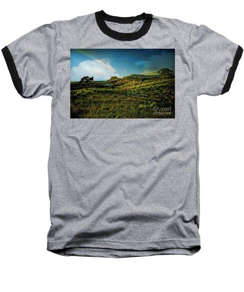 Good Morning Medlands Baseball T-Shirt by Karen Lewis