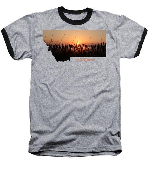 Good Morning Montana Baseball T-Shirt