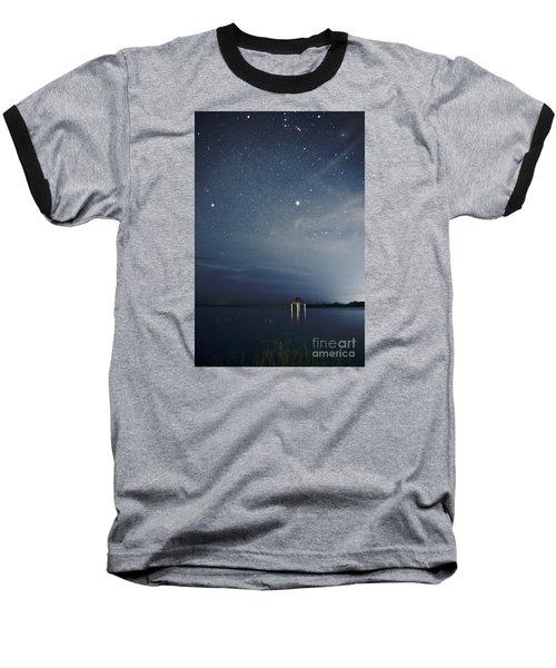 Good Night Dreams Baseball T-Shirt