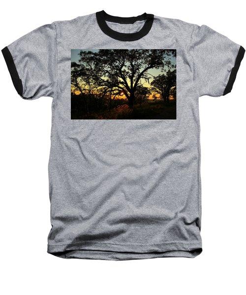 Good Night Tree Baseball T-Shirt