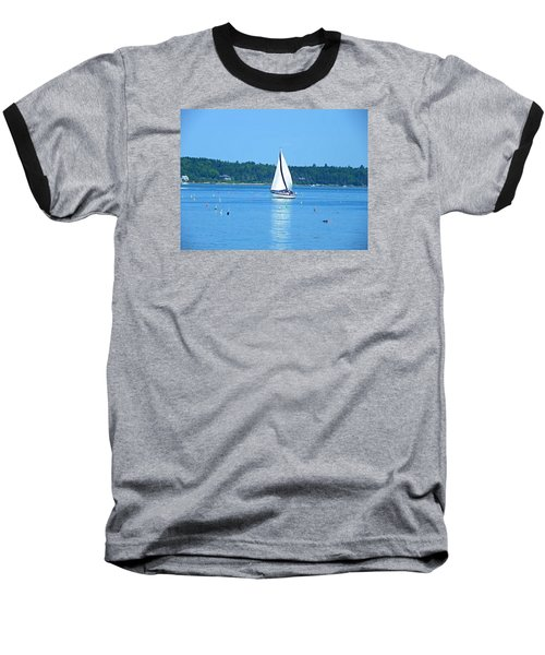 Good Sailing Baseball T-Shirt