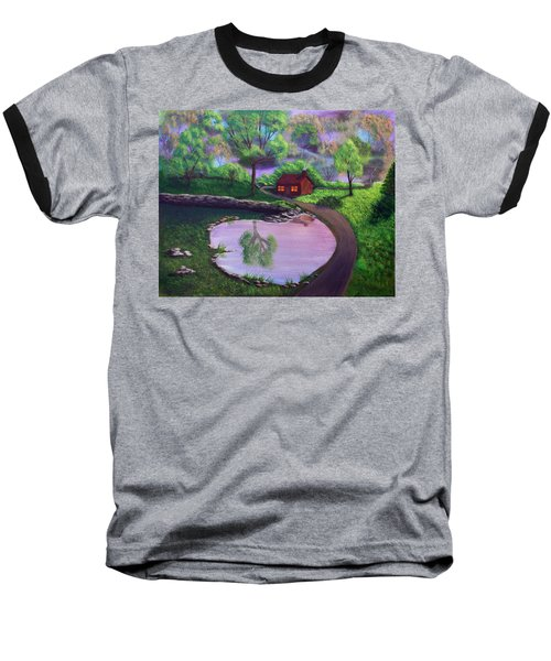 Good Spring Morning Baseball T-Shirt