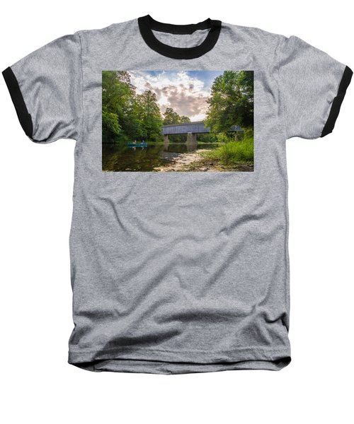 Good To Canoe Baseball T-Shirt