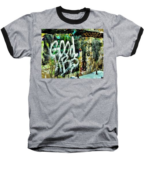 Good Vibes Baseball T-Shirt
