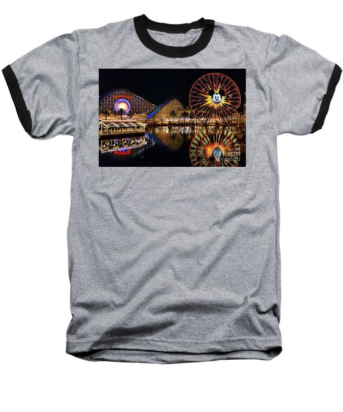 Goodbye, Paradise Pier Baseball T-Shirt