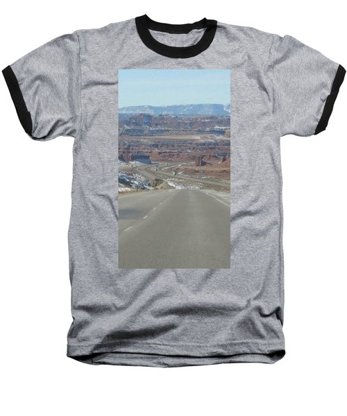 Goodbye Utah Baseball T-Shirt