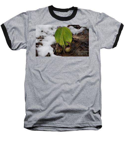 Goodbye Winter Baseball T-Shirt