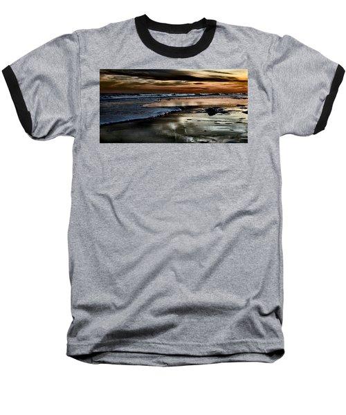 Goodnight Sun Isle Of Palms Baseball T-Shirt