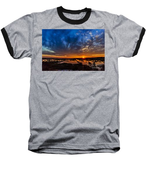 Goodnight Topsail Baseball T-Shirt