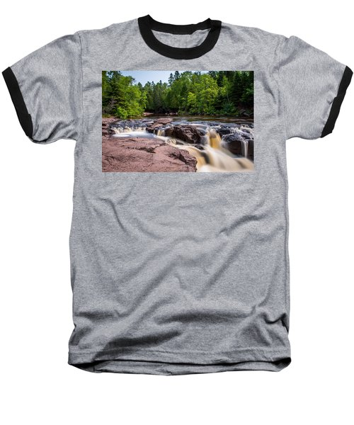 Goose Berry River Rapids Baseball T-Shirt