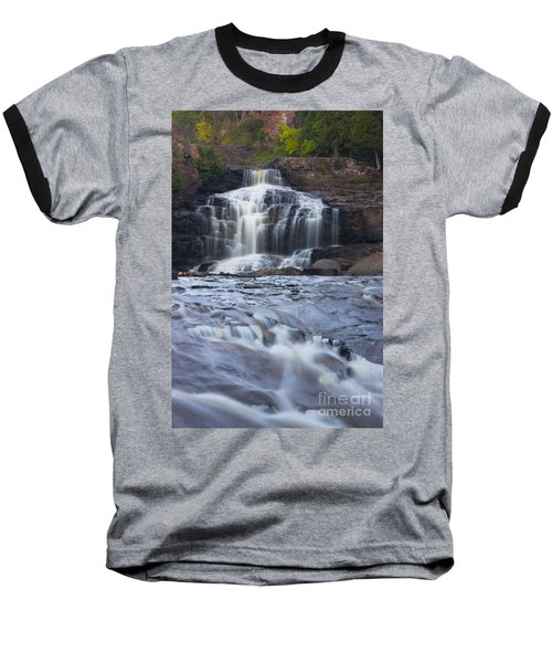 Gooseberry Falls North Shore Minnesota Baseball T-Shirt