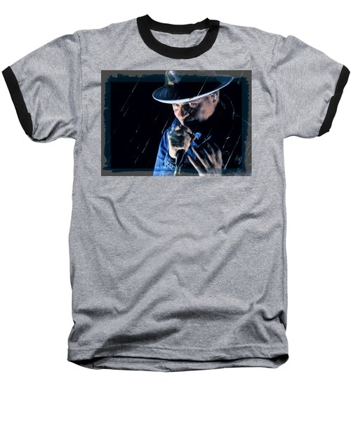 Gord Downie Baseball T-Shirt