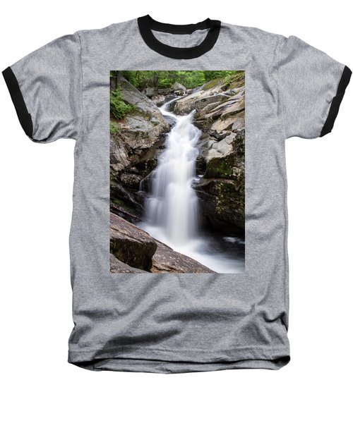 Gorge Waterfall Baseball T-Shirt