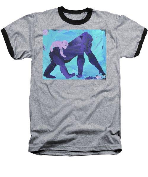 Gorgeous Gorilla Baseball T-Shirt