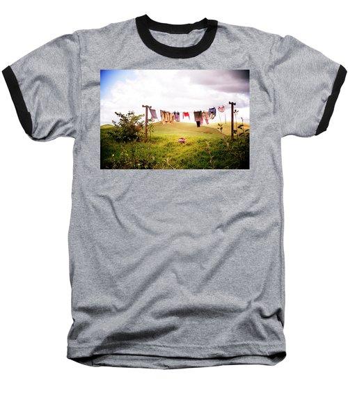 Gorgeous Sunny Day For Hobbits Baseball T-Shirt
