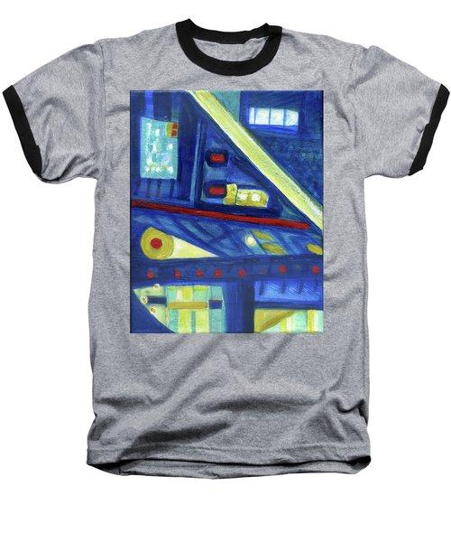 Gorias In The East Baseball T-Shirt by Stephen Lucas