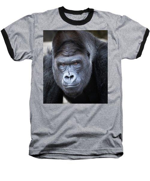 Gorrilla  Baseball T-Shirt