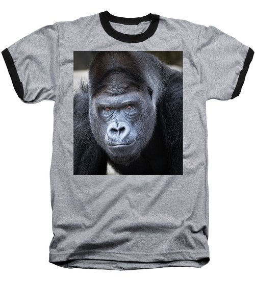Gorrilla  Baseball T-Shirt