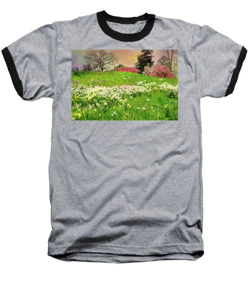 Baseball T-Shirt featuring the photograph Got A Thing For You by Diana Angstadt