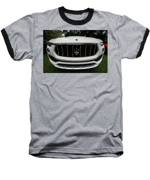 Baseball T-Shirt featuring the photograph Got A Whale Of A Tale To Tell by John Schneider
