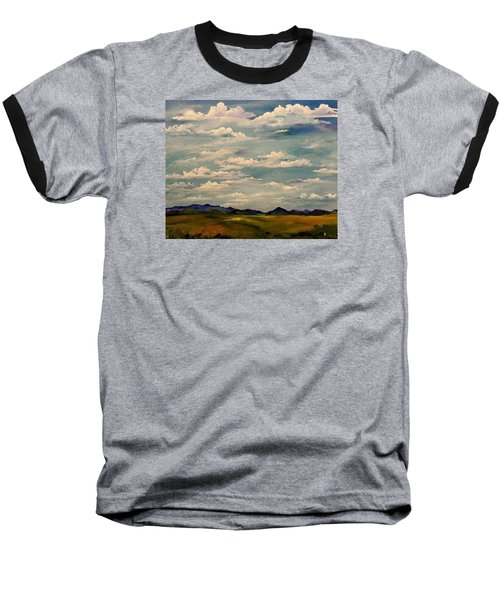 Got Clouds Baseball T-Shirt