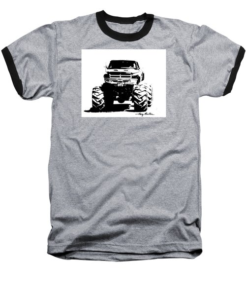 Got Mud? Baseball T-Shirt
