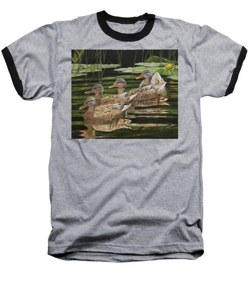 Got My Ducks In A Row Baseball T-Shirt