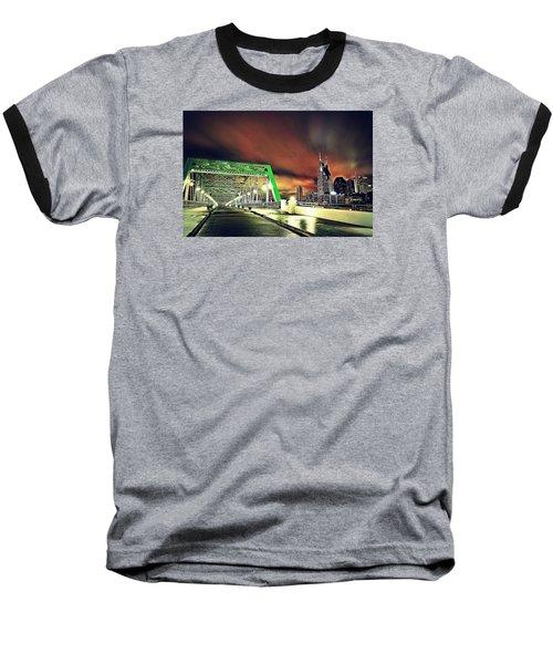 Gotham Calling Baseball T-Shirt