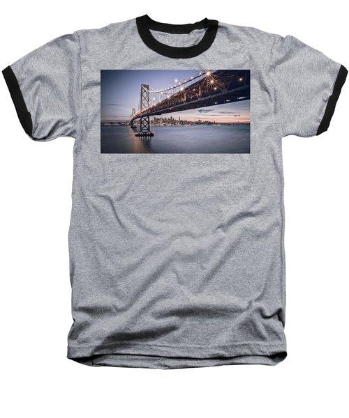 Gotham City Baseball T-Shirt by Eduard Moldoveanu