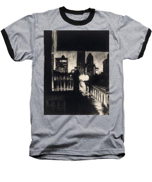 Gotham II Baseball T-Shirt