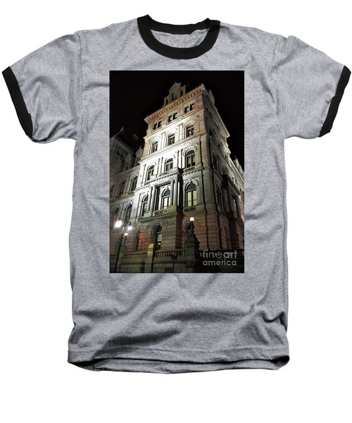 Gotham Parlors Baseball T-Shirt
