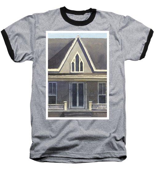 Gothic American, New Harmony, In Baseball T-Shirt