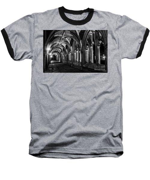 Gothic Arches Baseball T-Shirt