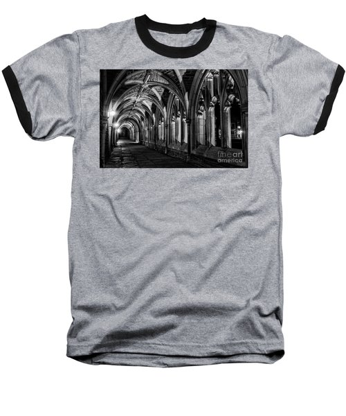 Gothic Arches Baseball T-Shirt