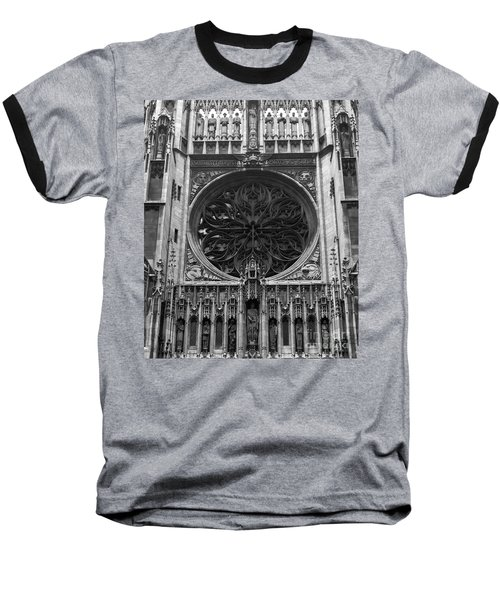 Baseball T-Shirt featuring the photograph Gothic by Brian Jones