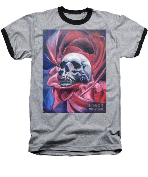 Gothic Romance Baseball T-Shirt