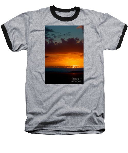 Gower Sundown Baseball T-Shirt