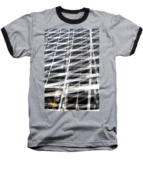 Grace Building Collage 2 Baseball T-Shirt