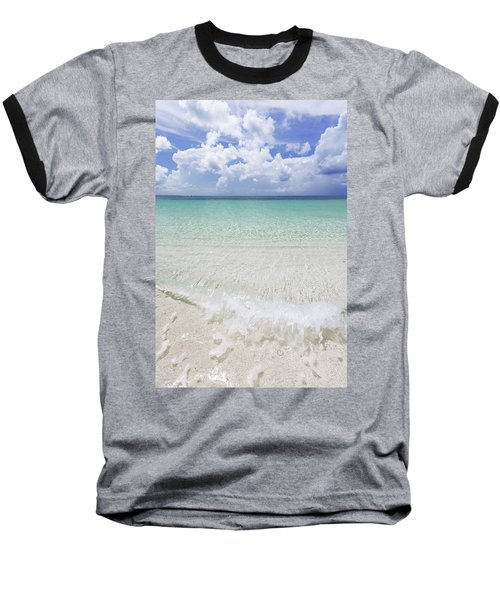 Baseball T-Shirt featuring the photograph Grace by Chad Dutson