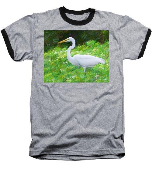 Grace In Nature Baseball T-Shirt by Judy Kay