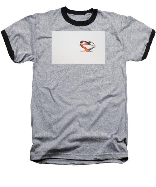 Grace Baseball T-Shirt by Kelly Marquardt