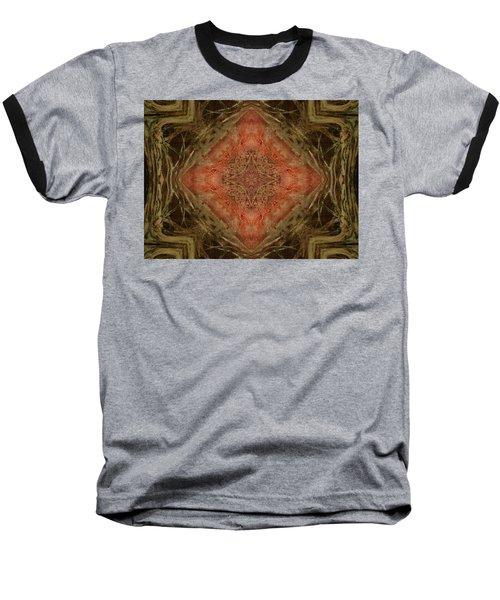 Grace Mandala Baseball T-Shirt