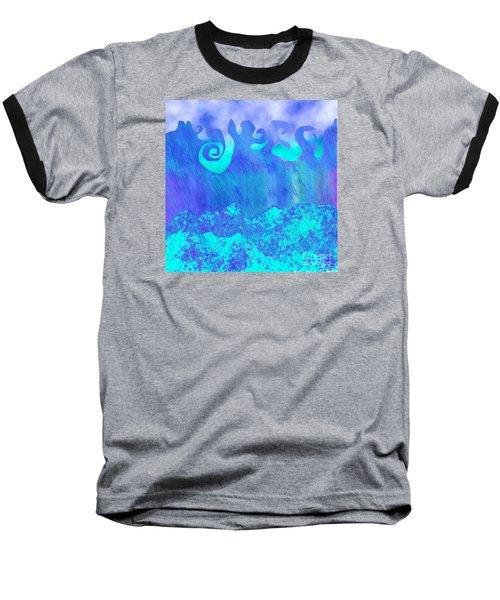 Grace Of Rain Baseball T-Shirt
