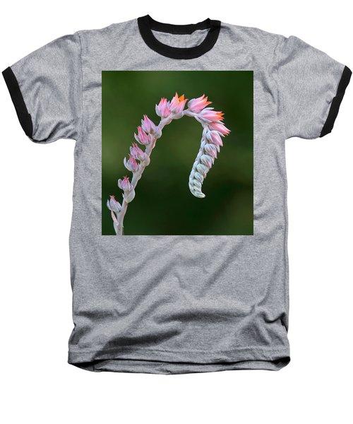 Baseball T-Shirt featuring the photograph Graceful by Elvira Butler